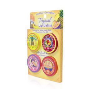 Lip Balm Tin Sample Pack