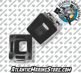 "[M] Spacers 6""/ Wet-Joint (Set of 2) (Fits 4.3 262, 5.0 305, 5.7 350, 6.2 383)"