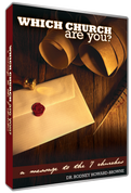 Which Church Are You? DVD Series