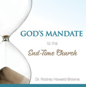 God's Mandate to the End-Time Church DVD Series