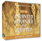 Anointed, Appointed and Equipped CD Series