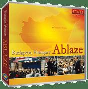 Budapest, Hungary Ablaze DVD Series