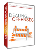 Dealing With Offenses CD