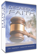 Decreeing Faith CD Series