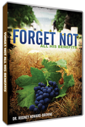 Forget Not all His Benefits DVD Series