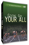 Giving God Your All DVD Series