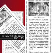 El Evangelio Guía Para Ganar Almas - Paquete De 100 Script