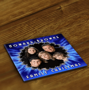 Howard-Browne Family Christmas (20501) [Audio Download]
