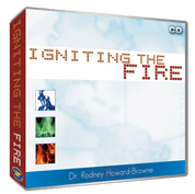 Igniting the Fire CD Series