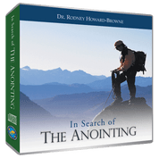 In Search of the Anointing CD Series