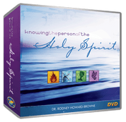 Knowing the Person of the Holy Spirit CD Series