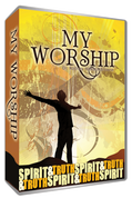My Worship CD Series