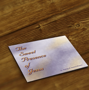 Sweet Presence of Jesus Music CD