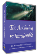 The Anointing is Transferable CD Series