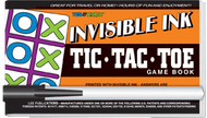 "Invisible Ink: Yes & Know® Game Book ""Tic Tac Toe"""