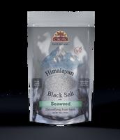 Himalayan Black Salt with Seaweed 16oz / 473ml