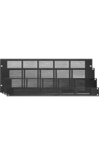 Vented Blanking Panels - Horizontal Slots 1-5RU