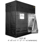 "Gorilla Grow Tent 4'x8'x6'11"" (12"" Extension Included)"
