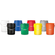 BUCKET3.5 - 3.5 Gallon Bucket - Case of 6