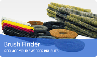 RSQuality Brush Finder - Replace your sweeper brushes