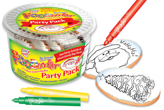 Evergreen & Ho Ho Ho! Cookie Party Pack