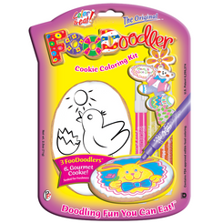 Chic Cookie Coloring Kit