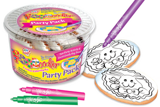 Easter Bunny Cookie Party Pack