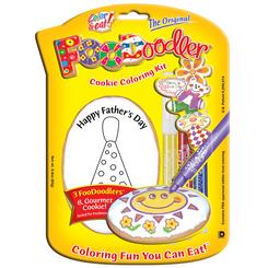 Tie Cookie Coloring Kit