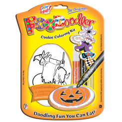 Witch Cookie Coloring Kit