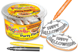 Happy Halloween Cookie Party Pack
