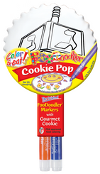 Dreidel Cookie Pop