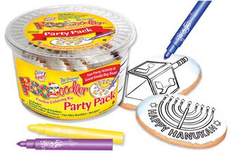 Dreidle & Menorah Cookie Party Pack