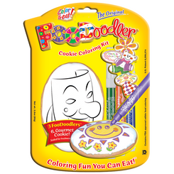 Mask Cookie Coloring Kit