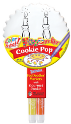Candles Cookie Pop