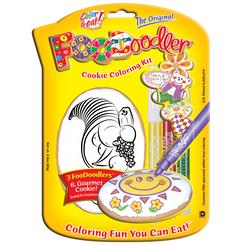 Harvest Cookie Coloring Kit
