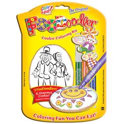 Pilgrims Cookie Coloring Kit