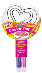 Valentine Hearts - Cookie Pop