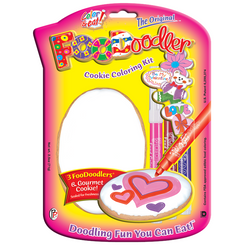 Valentine Cookie Coloring Kit