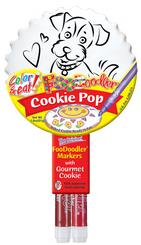 Puppy Cookie Pop