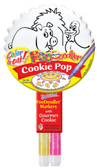 Pig & Duck Cookie Pop