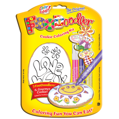 Love / Peace Cookie Coloring Kit