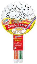 Sea Floor Cookie Pop