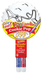 Airplane Cookie Pop