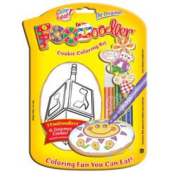 Dreidel Cookie Coloring Kit