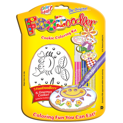 Sea Floor Cookie Coloring Kit