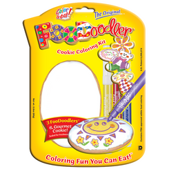 Plain Cookie Coloring Kit
