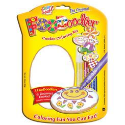 Plain Cookie Coloring Kit