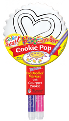 Hearts Cookie Pop