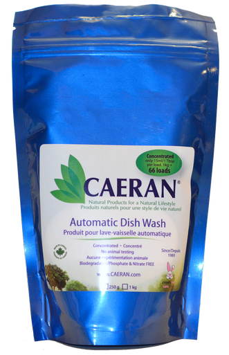 A great way to try CAERAN AutoDishwash. Ideal for students, cottages and gifts!