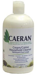 Cream Household Cleanser (non-abrasive, Bathroom Cleaner and more!)